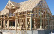 البيوت الخشبية ضمن قائمة الحلول في مرحلة إعادة الاعمار !!