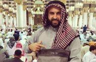 مدون إسرائيلي مشهور ينشر صورا له في المسجد النبوي!