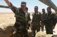 جنرال سوري لم يلتق بعائلته خلال سنوات الحرب السبعة سوى مرة واحدة