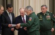 الأسد يلتقي بوتين في قاعدة حميميم.. وهذا أبرز ما صرح به الرئيس الروسي: