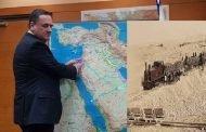 وزير اسرائيلي: قطار الحجاز بين اسرائيل والسعودية أصبح واقعاً !!