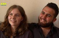 قصة حب بين لاجئ سوري ومراهقة ألمانية تثير جدلاً سياسياً !!