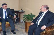 التقى السفير اللبناني.. وزير التربية: لن نترك طلابنا في لبنان خارج المدرسة