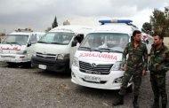 اليوم الثاني.. الغوطة الشرقية بانتظار التزام المسلحين بالهدنة الإنسانية