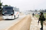الجيش السوري يعلن القطاع الجنوبي من الغوطة الشرقية خاليا من المسلحين