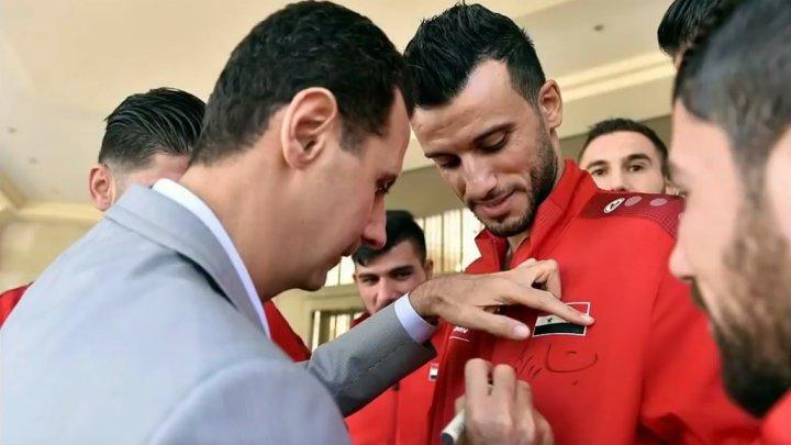 ما جناه من كرة القدم  يزرعه في سورية..