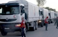 قوافل المساعدات تستعد لدخول الغوطة الشرقية