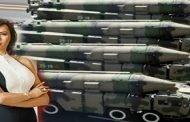 «من سوريا مع حبي» .. عن الاستعانة بـ «مقدمة ميلانيا» .. لترويج قوة السلاح