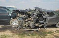 في اليوم العالمي للمرور: 7714 حادثا مروريا في سورية!
