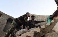 الجيش يستأنف عملياته العسكرية جنوب دمشق.. وأنباء عن تحرير كامل مخيم اليرموك