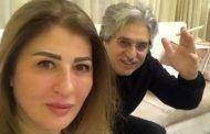زوجة الفنان عباس النوري الكاتبة عنود الخالد تناشد الرئيس الأسد:
