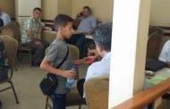 عمالة الأطفال تنتشر في أروقة قصر العدل!