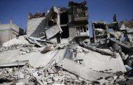 الدفاع الروسية تدعو بلدان رابطة الدول المستقلة للمساهمة في إعادة إعمار سوريا