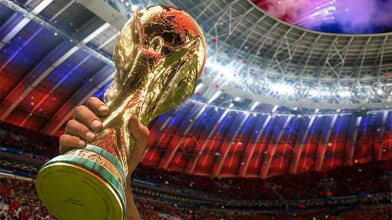 736 لاعباً سيشاركون في مونديال روسيا..