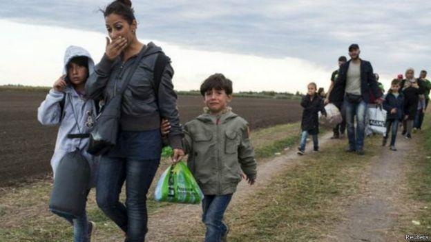 في الهجرة النساء يتفوقن على الرجال.. أول تقرير رسمي عن عدد المهاجرين السوريين خلال الأزمة: