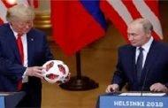 بعد أن وضع بوتين الكرة السورية في الملعب الأمريكي.. ترامب: علاقتنا مع روسيا تغيرت منذ 4 ساعات