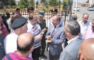 وزير الداخلية على الحدود مع لبنان لتسهيل عودة المهجرين