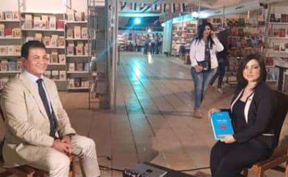 سامي كليب: لن تشاهدوا هذه المقابلة.. ووزير الاعلام يرد: لا قرار بمنع بثها