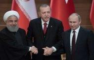 الكرملين يؤكد التحضير لقمة روسية تركية إيرانية حول سوريا..