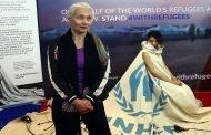 من الزعتري إلى لندن.. من خيمة اللجوء إلى الموضة العالمية!