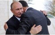 الرئيس الأسد يُبرق للرئيس الروسي معزياً