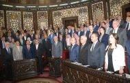 رئيس مجلس الشعب يطلب من النواب الالتزام بالروح النقدية لا الانتقادية تجاه الحكومة.