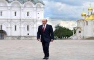 بوتين يحتفي بعيد ميلاده الـ66 وتهنئة بالمناسبة من إيطاليا لـ