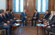 الرئيس الأسد: انقل للملك إنني أتطلع إلى الأمام ولا أتطلع للخلف