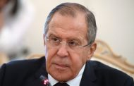 لافروف: محادثاتنا مع تركيا حول سورية كانت مفيدة