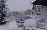 الأرصاد الجوية: الثلوج ستغطي دمشق فجر يوم الأربعاء القادم