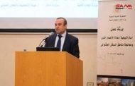 وزير الادارة المحلية: نعمل على إعادة كل سوري إلى منزله معززاً مكرماً