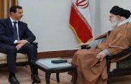 خلال زيارة عمل إلى طهران.. الرئيس الأسد يلتقي القائد الأعلى للثورة الإسلامية في إيران ورئيس الجمهورية