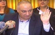بعد سنة ونصف على تسلمه حقيبة الاعلام.. عماد سارة يطل عبر التلفزيون الرسمي في حوار:
