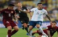 الأرجنتين تتجاوز فنزويلا نحو كلاسيكو البرازيل