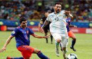 كولومبيا تفضح عجز الأرجنتين في حضرة ميسي