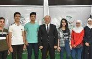 للعام الثالث بنك سورية الدولي الإسلامي يكرم الأوائل في الشهادة الثانوية