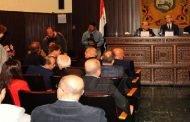 اتحاد غرف التجارة السورية يبحث مع وفد برلماني ألماني عودة العلاقات الاقتصادية