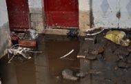 انجراف أتربة وإغلاق شوارع في ريف دمشق.. وتضرر منازل في السويداء