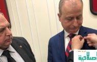 روسيا تكرم وزير النفط السوري