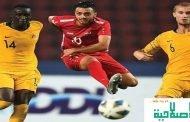 الأولمبي السوري يغادر بعد أن قدم واحدة من أجمل مبارياته في تايلاند!