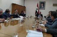 """""""المركزي"""" يكشف عن اجتماع الحاكم بالصناعيين"""