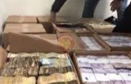 ضبط شركة تتلاعب بالليرة ومصادرة أكثر من نصف مليار ليرة سورية و72 ألف دولار..