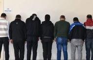 حمص: توقيف سبعة أشخاص بجرم التعامل بغير الليرة السورية