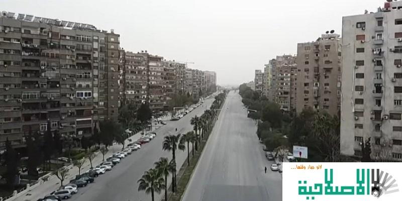 سورية.. الحكومة تلغي حظر التجول الليلي وتسمح بالتنقل بين المحافظات