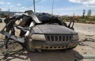 العدو الاسرائيلي يستهدف سيارة مدنية قرب جدة يابوس