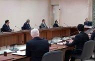 الرئيس الاسد يجتمع بالمجموعة الحكومية المعنية بمواجهة جائحة كورونا.. تفاصيل: