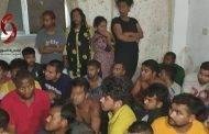 حمص: ضبط وكر لشبكة تهريب أشخاص!