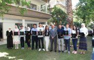 بنك سورية الدولي الإسلامي يكرم المتفوقين في الشهادة الثانوية