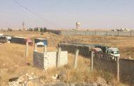السلطات الأردنية تسمح بعبور الشاحنات السورية العالقة بين منفذي نصيب وجابر.. بشروط!